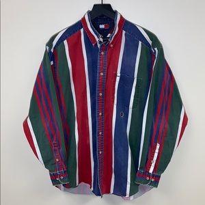Vintage Tommy Hilfiger Button-Down